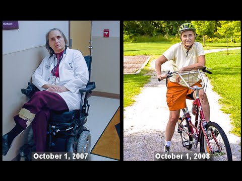 'I cured my MS with diet' Terry Wahls speaks to Jess Lewis Knowledge Nation