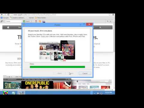 How to download itunes