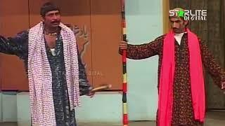 Nawaz Anjum and Sakhawat Naz New Pakistani Stage Drama  Kali Chader  Full Comedy Clip
