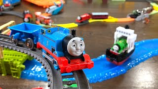 Our Biggest Layout Ever - Thomas & Friends Track Master