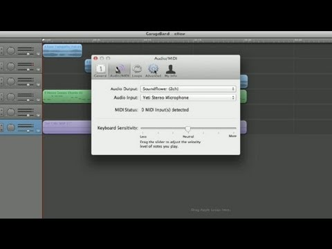 How to Reduce Clicking in GarageBand : GarageBand