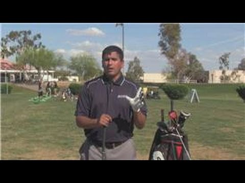 Golfing 101 : Hitting Iron Shots for Left-Handed Golfers