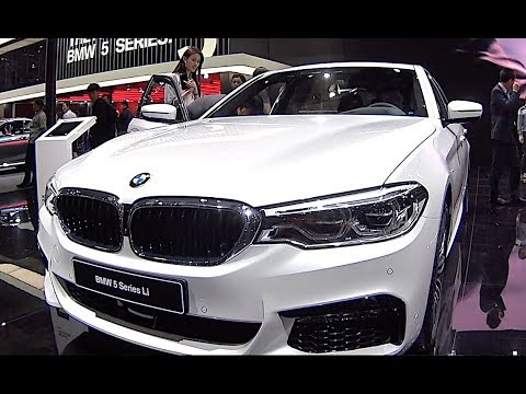 BMW presents, world premiere - BMW 5 Series Li 2018, The seventh generation BMW 5 Series