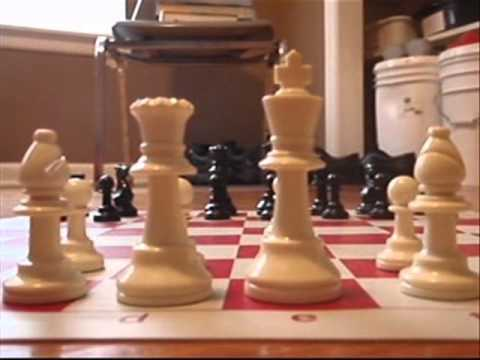 Playing Chess Against Yourself