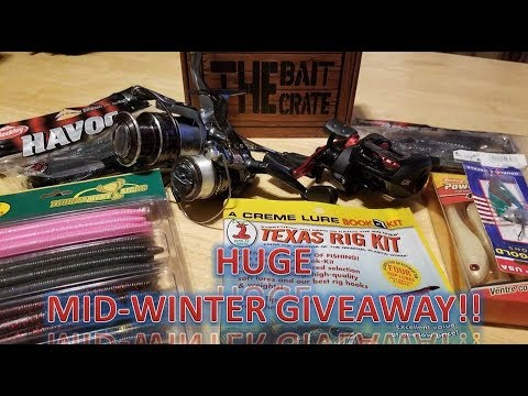 HUGE MID-WINTER GIVEAWAY!!! (Closed)
