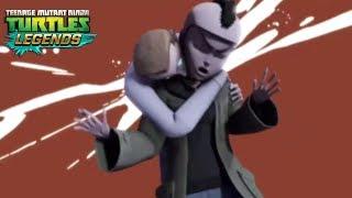 April Vampire - Turtles and April VS Krang Movie - TMNT Legends