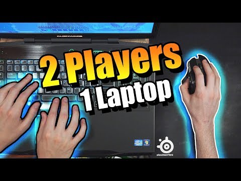 2 Players, 1 Computer
