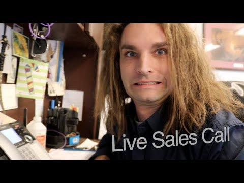 Live Sales Call - Own it!