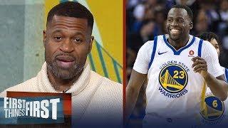 Stephen Jackson talks Warriors over Spurs, Kawhi