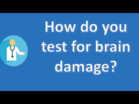 How do you test for brain damage ? | Best Health FAQ Channel