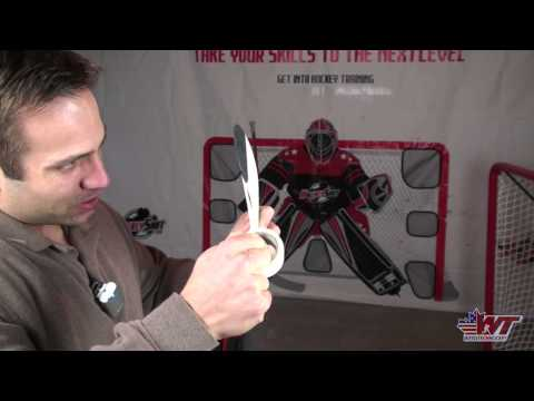 How to Set Up a New Hockey Stick