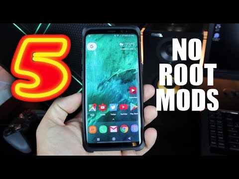 Top 5 Android Hacks And Mods NO ROOT!