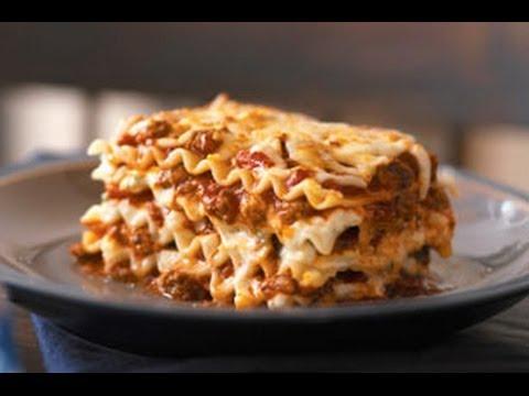 Simply Lasagne