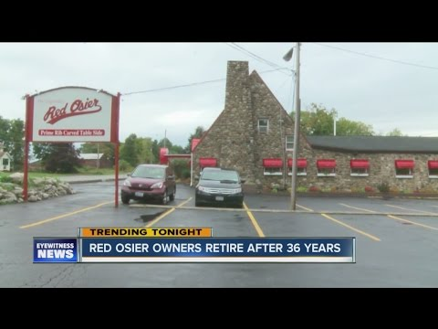 Owners of Red Osier to sell business, retire