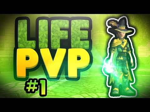 The Dawning of Life / Exalted Life PvP #1 (Wizard101)