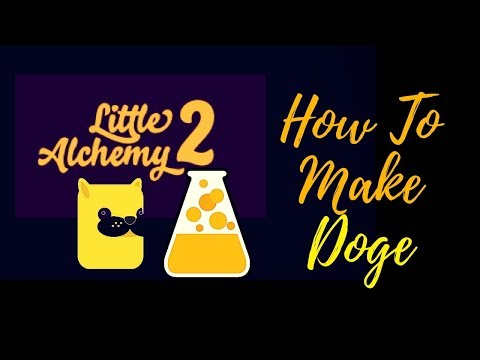 Little Alchemy 2-How To Make Doge Cheats & Hints