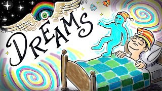 Why Do We Dream? Lucid, DMT, Psychic & Sex Dreams