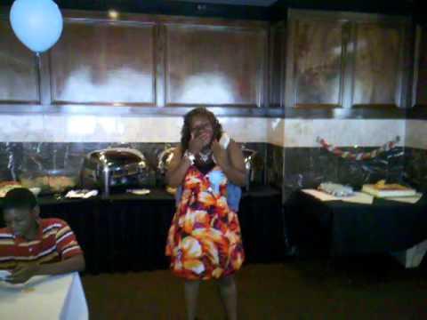 My Sista'z Baby Shower/Birthday In College Park