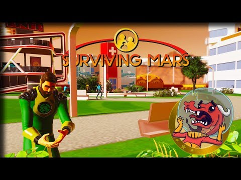 Food & Founders! – Surviving Mars Gameplay – Let's Play Part 3
