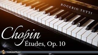 Frédéric Chopin - Études, Op. 10 (by Rogerio Tutti)