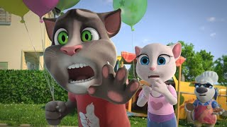 The Good Germ - Talking Tom and Friends   Season 4 Episode 3