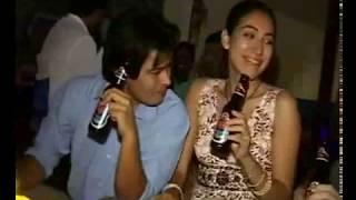 Hot College Girls Enjoy With Boyfriend's In Hyderabad Pub-2/4