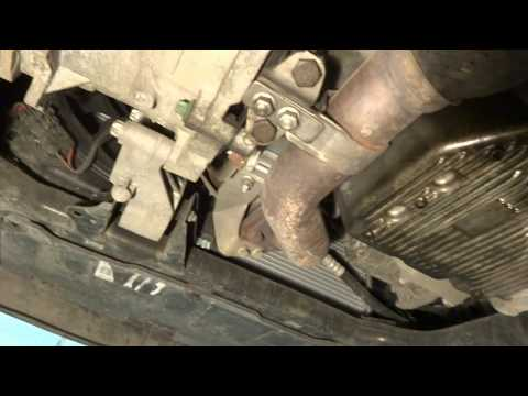 Astra H 1.9 CDTI Clutch and Flywheel Change - Main Steps