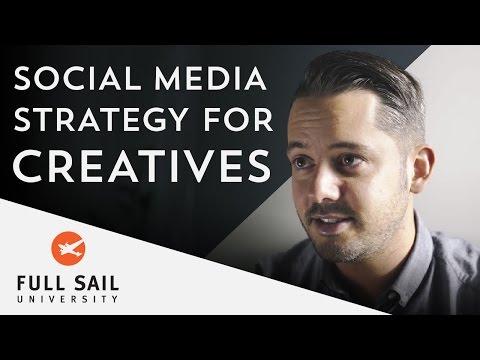 Social Media Strategy for Creatives