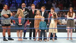 Heath Slater introduces the WWE Universe to the Slaters: SmackDown LIVE, Sept. 6, 2016