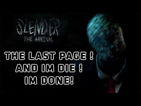 Slender The Arrival #3 - F*cking Slender ! Gw ga mau maen ini lagi !