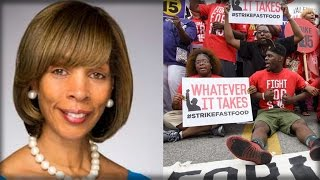 """BURGER FLIPPERS TICKED AFTER DEM MAYOR CRUSHES """"FIGHT FOR $15"""" BATTLE"""