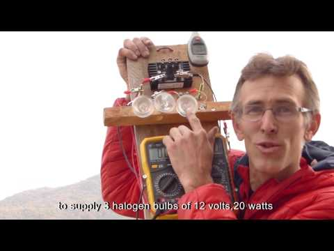 Free Energy how to make a powerfull wind Turbine at home