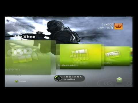 Xbox 360 Picture as Background Tutorial
