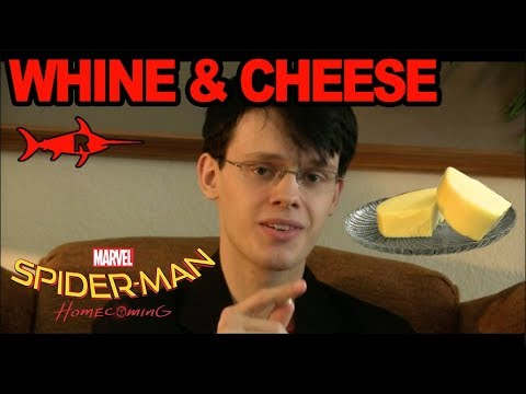[Whine & Cheese]  Spider-Man: Homecoming - Red Swordfish Studios