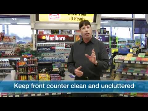 Retail Tip:  Front Sales Counter