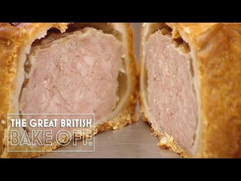 The History of Pork Pies in Britain - The Great British Bake Off