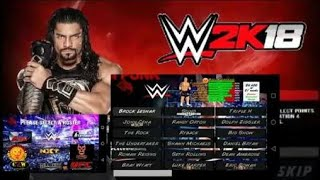 How to download wwe 2k17 wr3d mod for android Videos