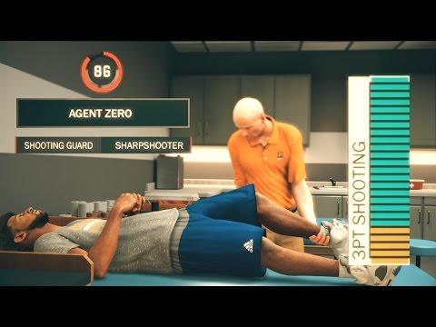 NBA 2K17 - FULL MYCAREER STORY LIVESTREAM - SG Sharpshooter 87 Overall!!! (PART 1)