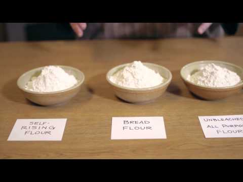Flour: How to Choose a Flour for Yeast Baking