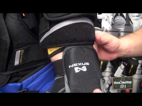 How to Choose & Fit Hockey Elbow Pads