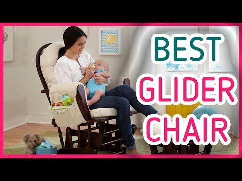 Best Glider Chair 2017 & 2018 - Baby Glider Chair!