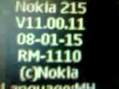 Nokia phone Reset Code and software update version update test code