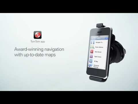 New! TomTom for iPhone - turn-by-turn navigation for iPhone is here!