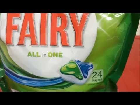 Fairy All in One 24 pack Best Price Perth