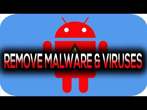 Remove Virus From Android Phone (pop-up ads and adware)