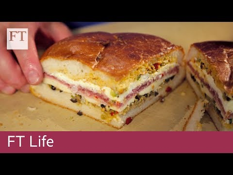 How to... make a New Orleans sandwich