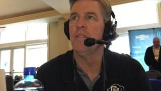Colorado head coach Mike MacIntyre weighs in on Alabama-Clemson
