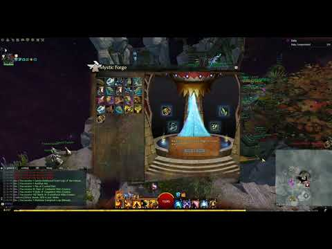 Guild Wars 2 How to infuse and attune Ring