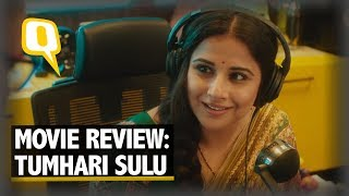 Tumhari Sulu Review: Vidya as a Chirpy RJ Makes It a Buoyant Watch | The Quint