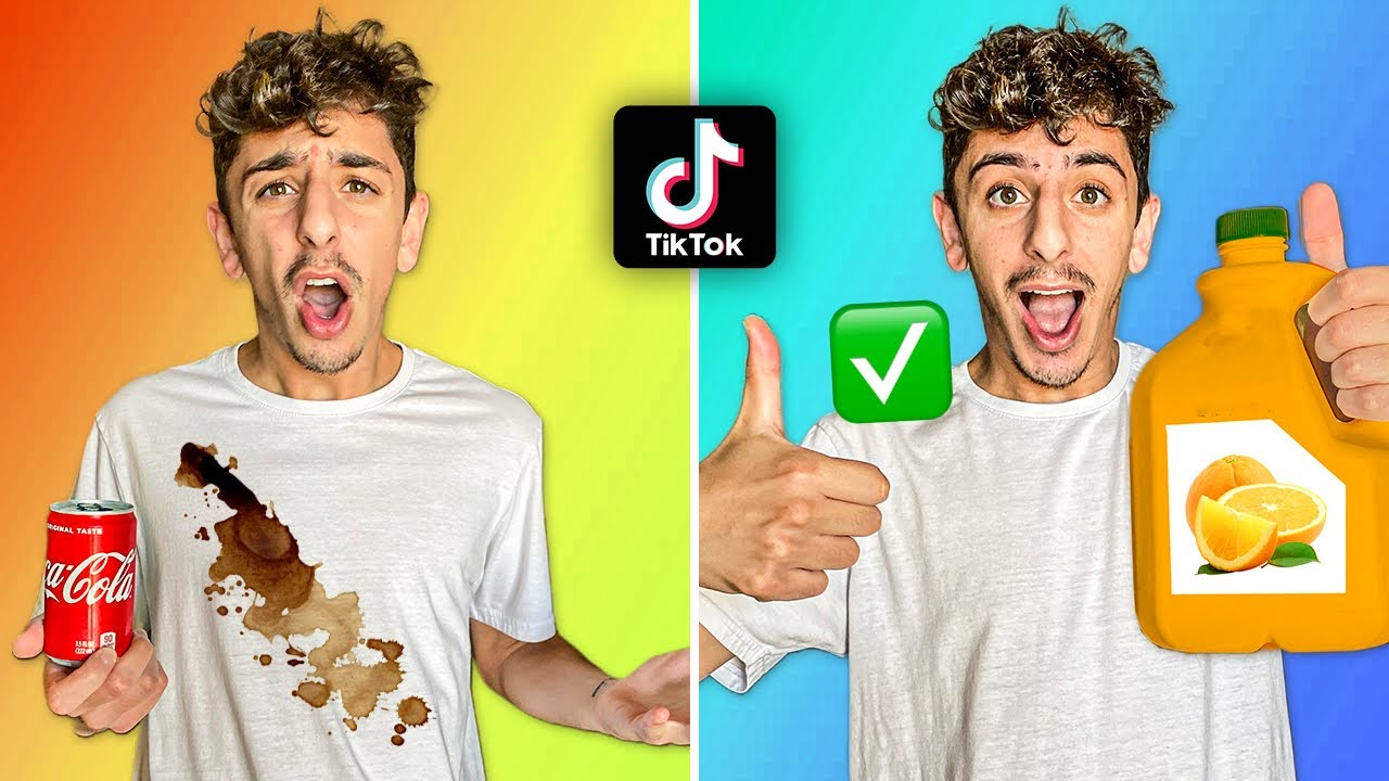 Testing VIRAL TikTok Life Hacks That ACTUALLY Work!
